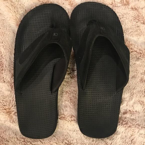 4f6c07de0ce71 Black OP men s flip flop sandals size 12. M 5a8cec7ab7f72b4a6699ecba. Other  Shoes ...